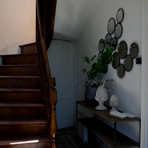 Entrée - La Maison de Gabin & Augustin - Gîte en bord de Loire