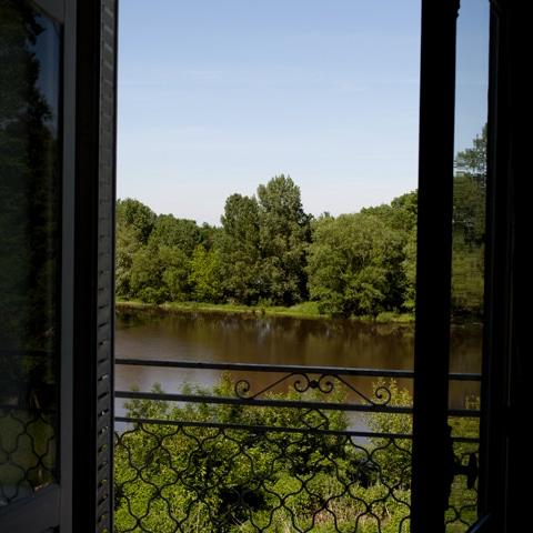 Vue - La Maison de Gabin & Augustin - Gîte en bord de Loire