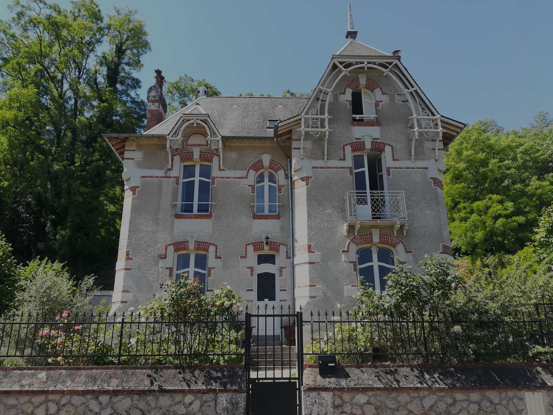 Gîte avec piscine - La Maison de Gabin & Augustin